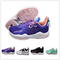 2021 PG 5 كرة السلة حذاء الأحذية الراحة على كل شيء بول جورج أفضل الرياضة أحذية محلية s للرجال الأحذية متجر على الانترنت pg 5 أسود متعدد الألوان Yakuda أحذية رياضية