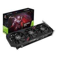 Colorfull GeForce RTX 3060 W OC 12G GPU-Karten 1822 MHz GDDR6 ESPORTS Game Light Chasing Computer Discrete Graphics Card