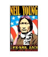 Neil genç inci reçel konser posteri boyama baskı ev dekor çerçeveli veya çerçevesiz fotopaper malzeme