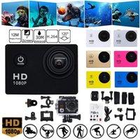 액션 카메라 12MP HD 1080P 32GB 1.5 인치 140D 수중 방수 미니 DV 헬멧 비디오 녹화 카메라 스포츠 캠코더
