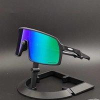 2021 Nueva llegada Ciclismo Gafas de sol Hombres Mujeres UV400 Protección polarizada 3 lentes Eyewear Lentes de Ciclismo Béisbol SUTRO X0726
