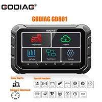 Godiag GD801 Key Master DP Plus Auto Key-Programmierer- und Anpassungswerkzeug mehrsprachig mit Sonderfunktion PK X300 DP Pincode Lesen