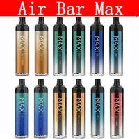 Air Bar Max Cigarro Dispositivo Vape Pens Pods Device Airbar Bateria 2000 Puffs Barra Puff Dispostable Vaes Penas 6.5ml POD Local