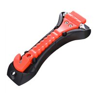 Car Safety Hammer Home Portable Multifunction With Cutter Cut The Seat Belt Self-Rescue Escape Fire Tool