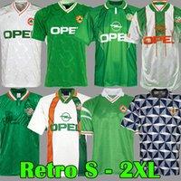 McGoldrick 1990 Retro Irlanda Futebol Jerseys 1992 1994 1988 Coyne Keane 90 93 94 Classic Vintage Irlandês Staunton Houghton Shirt Camisas