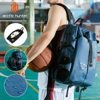 Backpack ARCTIC Sports Multi Functional Large Capacity Outdoor Gym Football Independent Shoe Bag Basketball School