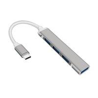 2021 высококачественный USB C HUB и USB до адаптера USB C, соответствуют MacBook Pro / Air iPad Apple
