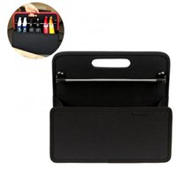 Car Vehicle Trunk Portable Folding Oxford Cloth Box Built-in Storage Holder Organizer