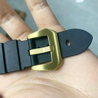 Bronze Buckle 18 20 22 24MM For PAM111 441 Simple Watch Clas...
