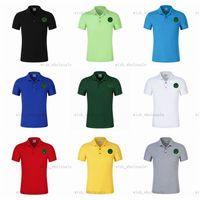 سياتل kraken تيز بولو قميص عارضة الأعمال مروحة مخصص قصيرة الأكمام تي شيرت كلاسيكي الملابس الصيف شارع الأزياء C1