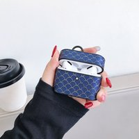 Luxurys Designers for airpods pro case men's and women's earphone protective sleeve against falling cases airod 1 2 3 high quality 5 colors