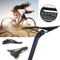 دراجة السروج ألياف الكربون مقعد الطريق الجبلية سباق الدراجات جوفاء أجزاء خفيفة للغاية وغير قياسية