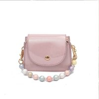 Girls Handbags Kids Bags Children Accessories Mini Mother and Daughter Childrens Chain Pearl One-Shoulder Messenger Bag B8432