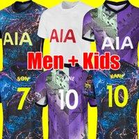 ENGLAND soccer jerseys 2021 2022 KANE STERLING RASHFORD SANCHO GREALISH MOUNT FODEN HENDERSON SAKA 20 22 national football shirt men + kids kit sets uniforms