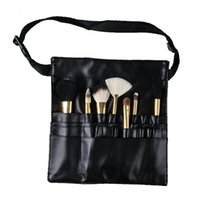 Eyebrow Tools & Stencils Artist Cosmetic With Belt Waist Professional Tool Display Portable Accessories Make-Up Brush Bag Holder Synthetic P