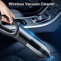 Aspirateur portable pour voiture Mini-Vaccum de pochette de poche sans fil sans fil Chargement rapide Cuisine de la maison