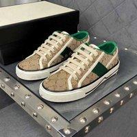 2021 Son Tenis 1977 Progettista Sneakers High-end Lüks Erkek Ve Kadın Günlük Ayakkabı Moda Bayanlar Askıları
