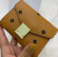 المرأة عملة محفظة مصمم الأزياء إلكتروني نمط محفظة حقيبة عالية الجودة السيدات مصغرة محافظ WF2104091
