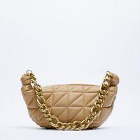 Bolsa mulheres bolsas de lona designer bolsas de ombro 2021 moda bolsa senhoras saco de compras pu bolso de couro de alta qualidade com corrente