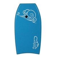 Surfing PVC 37inch Adolescente Blue Surfboard 25kg S001 Acampamento Sobrevivência Ao Ar Livre Esportes Água