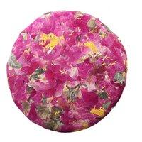 200 جرام جودة عالية الصين الفنية تزهر زهرة الشاي الفاوانيا المعطرة الشاي puerh بو er بوير الفاكهة الشاي