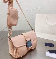 2021 패션 숄더 가방 남자 여성 메신저 가방 디자이너 핸드백 작은 totes 최고 품질의 가죽 크로스 바디 방수