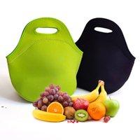 Leichte Kinder-Isolierbeutel Tragbare Outdoor-Neopren-Student Picknick Handtasche Handheld Wasserdichte Lunchtaschen OWD9228