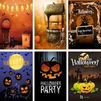 Сторона украшения Хэллоуин снабжение фона детские любимые домашние декор настраиваемый фон Praptrop