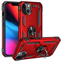 Anti-Fall Kickstand Cas de téléphone pour iPhone 12 11 Pro Max XR XS X SE 2 7 8 Plus 6s 6 sur Samsung A82 A72 A52 A32 A22 5G 4G A12 A02S A02 A71 A51 A31 A21 A21S A11
