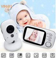 FIMEI VB603 3.2 pouce Vidéo sans fil Vision de la nuit Vision de la nuit Baby Monitor Caméra Sight Security Specure Screen Second