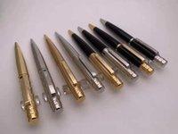 Yamalang 5A Highs Qualität High End Business Signature Stifte Metall Nachfüllkugelschreiber Luxus Büro Schreibwaren Klassisches Weihnachtsgeschenk