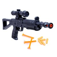 2021 New Battle Game Toy Foam Blaster Melee Game with Sensitive Trigger LED Sights Strike Game Outdoor Play Supplies Boys Gift