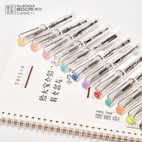 Прозрачный Bocai BC9018 Установить каллиграфию ручку для студентов