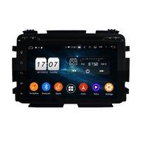 "4GB + 128gB 2 DIN 8 ""PX6 Lecteur DVD 10 de voiture DVD de voiture pour HONDA HRV XRV VEZEL HR-V XR-V 2015-2017 DSP Radio GPS Navigation Bluetooth 5.0 WiFi"
