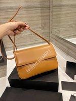 Moda Designer Luxo Original Le Maillon Sacola Quadrada Pequena Mulher 100% Cowhide de Alta Qualidade de Alta Qualidade Verão Outdoor Viagem One-ombro Diagonal sacos com caixa