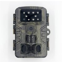 Outdoor Hunting Trail Camera Infrared Night Vision 20 Million Pixels IP66 Waterproof Working During -30 to 70 CentigradUSB Port TF Card Holder