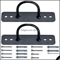 Asores-Ausrüstungen Fitness-Supplies Sport Outdoorsories Wall / Deckenhalterung Ankerhalterung für Suspensionsbänder, Körpergewicht Streifen