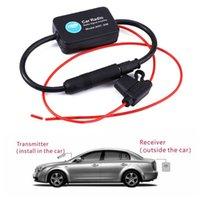 12V Auto Car Radio FM Antenna Signal Amp Amplifier Booster For Marine Car Vehicle FM Amplifier 88-108MHz