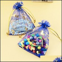 Christmas & Gardenchristmas Decorations Festive Party Supplies Jewelry Bag Home Garden Candy Gift Holders Tree Ornament Pendant1 Drop Delive