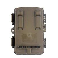 كاميرا الصيد في الهواء الطلق الأشعة تحت الحمراء للرؤية الليلية 20 مليون بكسل IP66 للماء العمل خلال -30 ~ 70 درجة مئوية ميناء USB حامل بطاقة TF