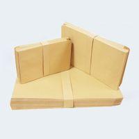 1000Pcs Lot Kraft Paper Mailing Bag Envelope Storage Bags Mini Envelopes Packets Postcard Packing Bag Garden Home Wholesale