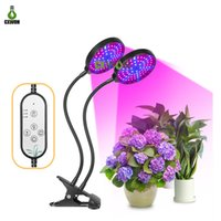 1 2 3 4head Full Spectrum Phytolamps 5V USB LED Grow Light With Timer Desktop Clip Phyto Lamps for Plants Greenhouse Lights