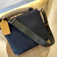 Mens Designer Business Aktentasche Luxurys Hohe Qualität Mode Große Kapazität Messenger Bag Außerhalb Taschen Handtasche Shouler Geldbörsen Brieftaschen Großhandel