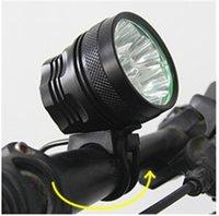 دراجة دراجة المصباح أضواء 34000 LM 14X كري T6 led 3 طرق دراجة مصباح دراجة ضوء العلوي الدراجات الشعلة 213 W2