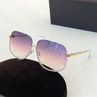 TOM 841 Top Original high quality Designer Sunglasses for men famous fashionable Classic retro luxury brand eyeglass Fashion design women Square frame glasses