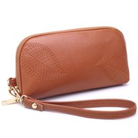 Wallets 2021 Handbag Zip Coin Purse Women's Long Simple Phone Bag Fashion Small Fresh Money Clip Women Luxury Wallet