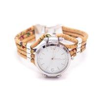 Saatı kadınlar için el yapımı mantar izle wa-147