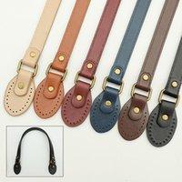 Bag Parts & Accessories 1PC Women Strap PU Leather Handles Replacement Purse Belts Shoulder DIY Handmade Crossbody Handle