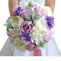 هدية الزفاف، الأرجواني أحبك، باقة الزفاف، هدية
