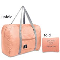 Duffel Bags #H25 Luggage Bag 2021 Large Capacity Fashion Travel For Man Women Carry On Cubes Weekend Organizer